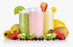 Consejos para Bajar de Peso con licuados naturales | Recetas de Comida Saludable Para Bajar de Peso
