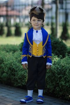 Beauty and the Beast 2017 Disney costume Halloween ideas. #beautyandthebeast #princecostume #disney #disneycostume #beastcostume #halloween Beast Costume baby boy  Prince outfit suit - Infants & Toddlers Horns Paws Accessoires for Halloween Photo prop headpiece for boy kid cosplay Disney gift  Birthday Christmas #baby #costume #halloween #cute #cosplay #halloween #beast #beauty #beautyandthebeast #disney #outfit #photo #siut #birthday #gift #christmas #kid #horns #paws #accessoires