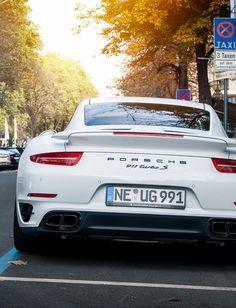 Porsche 991 Turbo S #voiture#rêve
