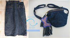 Anielska Aniela-Blog o przeróbkach i szyciu ubrań- Sewing and Refashion -Diy: DIY Waist hip bag,belt bag,fanny pack (pattern) torebka nerka ,torebka na pasku DIY(wykrój)