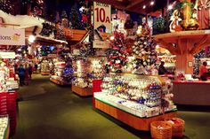 The Midwest always promises holiday fun, and Michigan might just be one of the best states to experience the holidays, thanks to cities like Frankenmuth and Dearborn. Dearborn Michigan, Spring Break Trips, Holiday Fun, Holiday Decor, Michigan Travel, Christmas Travel, Christmas Wonderland, United States Travel, Where To Go