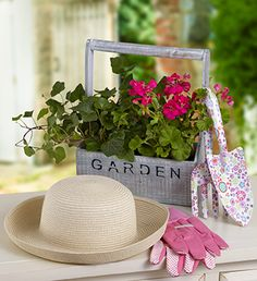Spring is time to use your green thumb and get your gardens ready!