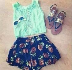 Tini's Style