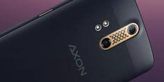 ZTE lanzó oficialmente el smartphone Axon Max en China http://j.mp/1ZlRjxG    #AxonMax, #China, #Gadget, #Noticias, #Smartphone, #Tecnología, #ZTE