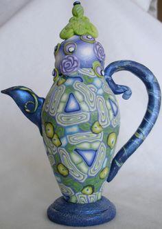 clay teapot - Google Search