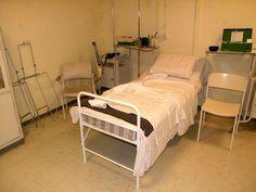 Krankenstation Regierungsbunker Ahrweiler