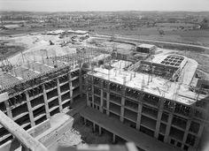 Hospital de Santa Maria, construção, 1948