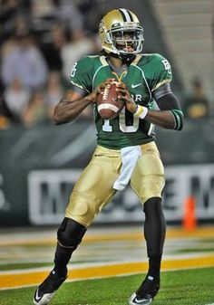 RG3. instilling pride in baylor bears football