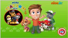 Paw Patrol Games for Kids 2017 ❤ Paw Patrol Stay Safe❤ Watch Play Game Paw Patrol on Nickelodeon