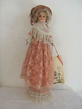 Louis Nichole Rare Victorian Porcelain Doll Designed For The White House in 1981