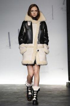 yhji:  i love these jackets @ coach f/w 15