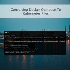 Kubernetes is a container orchestration system for automating deployment scaling and management. At some point you might outgrow using Docker and want to use Kubernetes to manage your containers. There are some great tools to make that transition easier. Can Run, Computer Technology, It's Meant To Be, Cloud Computing, Amazing Architecture, Web Development, Offices, Programming, How To Become