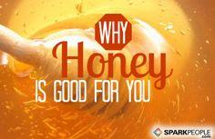 The Buzz on Honey via @SparkPeople