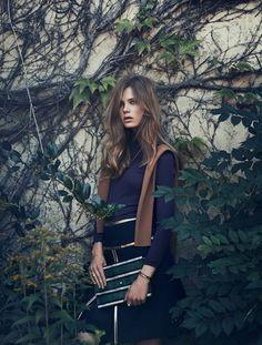 Caroline Brasch Nielsen By Henrik Bülow For Eurowoman November 2014