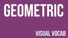 Geometric defined - From Goodbye-Art Academy