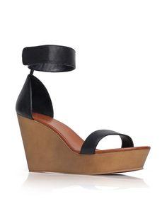 Annie Platform Sandal