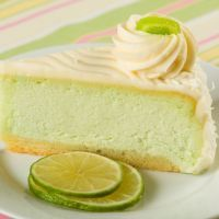 Copycat cheesecake factory key lime cheesecake