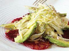 Fennel, Blood Orange, and Avocado Salad