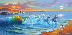 Kai Fine Art is an art website, shows painting and illustration works all over the world.