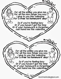 Val Day Ideas-FREEBIES