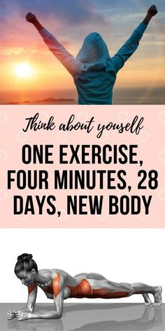 One Exercise, Four Minutes, 28 Days, New Body - Health detox - Breakfast Smoothie Health And Wellness Coach, Health And Wellbeing, Fitness Diet, Health Fitness, Wellness Fitness, Muscle Fitness, Muscle Building Diet, Body Detox, Liver Detox