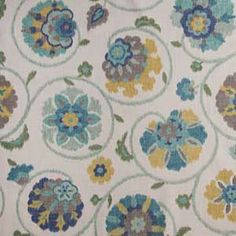 Hertex Collection: Free love. Design: Pamir Aquamarine Hertex Fabrics, Print Patterns, Decor Ideas, Collections, Curtains, Quilts, Blanket, Wallpaper, Free