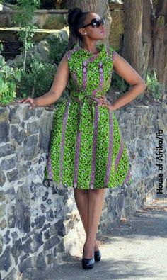 Online Hub For Fashion Beauty And Health: Uniquely Superb Ankara Short Gown Dress For The Da...