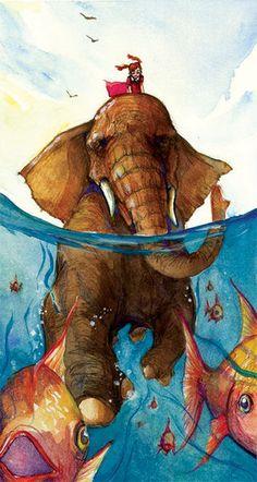 'Cruisin'' von Mai Kemble bei artflakes.com als Poster oder Kunstdruck $18.03