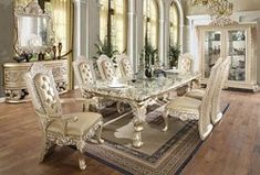 Adaline Formal Dining Room Set