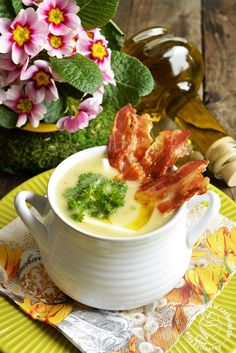 Soup Recipes, Keto Recipes, Cake Recipes, Cooking Recipes, Polish Easter, B Food, Polish Recipes, Easter Recipes, Food To Make