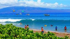 Today we are highlighting Kaanapali where you can golf swim snorkel zipline parasail surf and more! Dont you want to visit us?