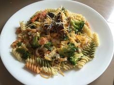 Seafood Rotini Pasta