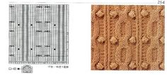 008 nice beautiful knitting stitch pattern lace aran красивые узоры на спицах click to large