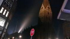 Hamburg night lights