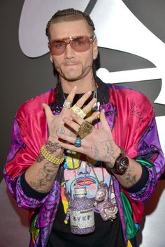 Rapper Riff Raff Wants Millions For James Franco's Copycat 'Spring Breakers' Character