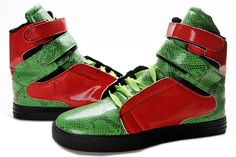 www.suprafootwearoutletonline.info/2013-supra-tk-society-men-green-serpentine-red-leather-leather-s-p-349.html      2013 Supra TK Society Men Green Serpentine Red Leather Leather S