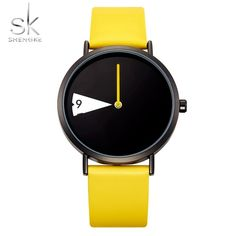 Cool Watches: Discount Up to SHENGKE Quartz Wristwatches Watch Women Fashion Luxury Creative Montre Femme Top Brand Watches Leather Clock Reloj Mujer Cheap Watches, Cool Watches, Watches For Men, Ladies Watches, Women's Watches, Female Watches, Dress Watches, Bracelet Cuir