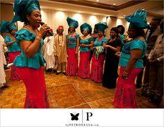 Traditional Nigerian wear