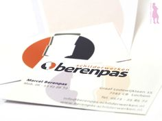 Logo + Briefpapier + Visitekaartje voor Berenpas Schilderwerken
