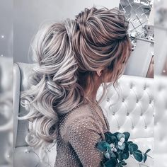 Easy Summer Hairstyles To Try images 40 Indian Bridal Hairstyles, Bride Hairstyles, Hairstyles Haircuts, Hairstyle Ideas, Easy Summer Hairstyles, Face And Body, Hair Inspiration, Hair Makeup, Braids