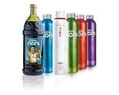 Morinda TAHITIAN NONI ™ BioActives and Original TAHITIAN NON™I Juice