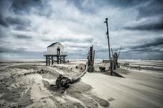 Photograph Beach House II by Nanouk el Gamal - Wijchers on 500px