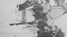 The beaches of D-Day - 1944 - Ouistreham.mobi