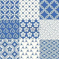 pattern japonés