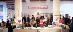 MoMA PS1: Exhibitions: The NY Art Book Fair Report