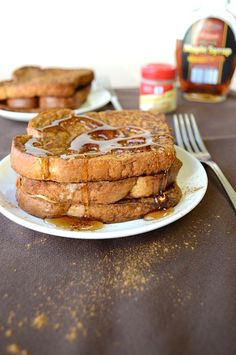 Pumpkin French Toast  | pumpkin desserts, pumpkin recipes