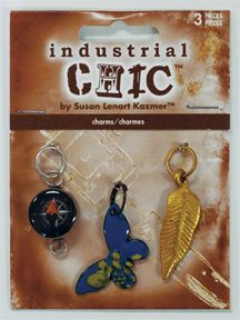 Industrial Chic™ Charms