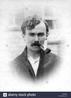 Stock Photo - George Butterworth, British composer and folk music collector, Artist: Unknown Photo Illustration, Illustrations, Butterworth, Folk Music, The Collector, Einstein, Vectors, British, Composers