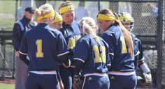 University of Michigan Softball 2012
