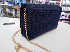 Handmade Bags, Chanel Boy Bag, Shoulder Bag, Fashion, Moda, Handmade Purses, Fashion Styles, Shoulder Bags, Fasion
